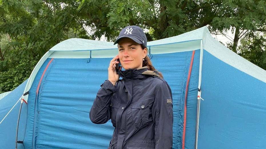 Szlovák bűnbanda rabolta ki az igazságügyi minisztert: Varga Judit sátrából loptak a tolvajok