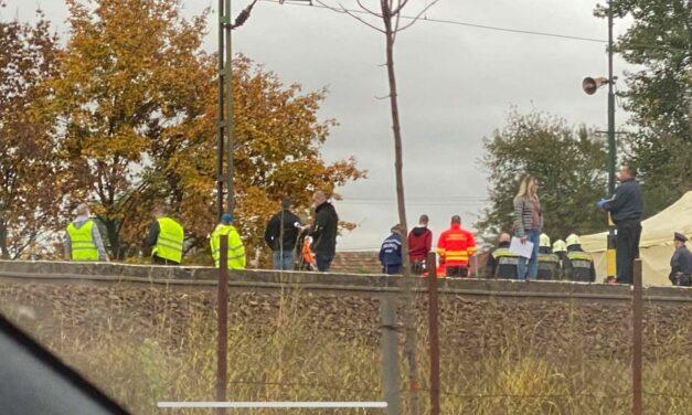 Egy nap alatt 3 embert gázolt el a vonat: a Balatonnál még mindig áll a vasúti közlekedés