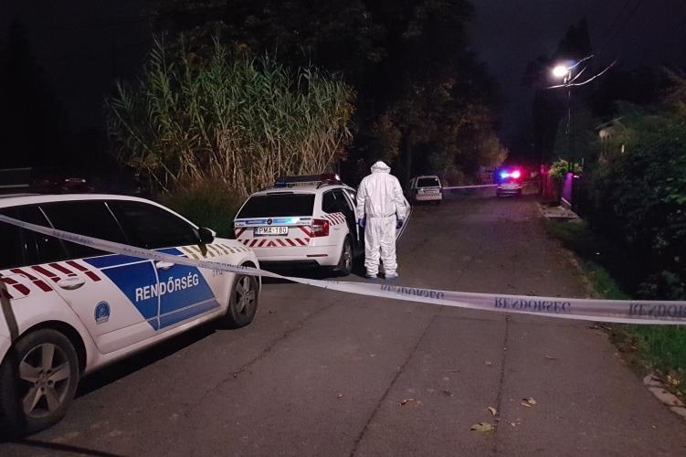 Most jött: elfogták a pécsi gyilkosság feltételezett elkövetőit