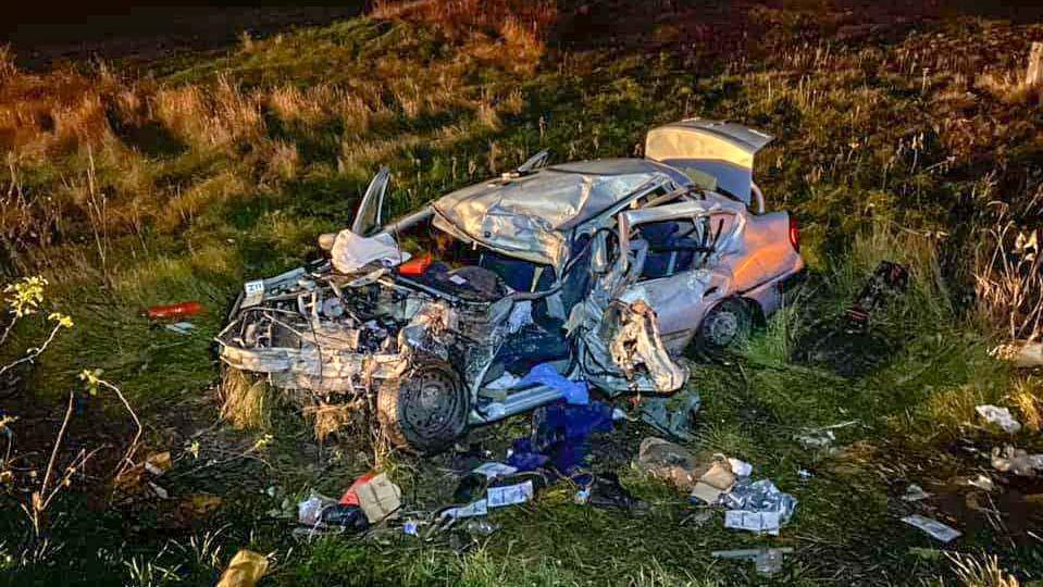 Halálos baleset Abony és Újszilvás között, ittas sofőr borult fel az autójával Kiskőrösön