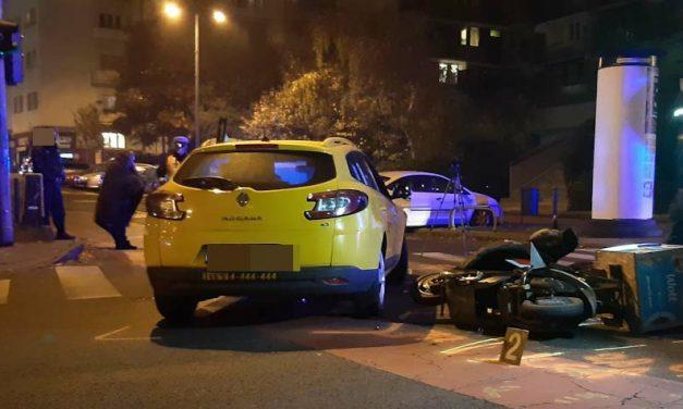 Ételfutár hunyt el egy balesetben Budán, halálra gázoltak egy gyalogost Felsőkelecsényben, a vétkes elhajtott a helyszínről
