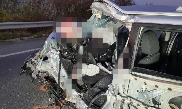 Részeg sofőr miatt kellett meghalnia egy  férfinak Székesfehérvárnál
