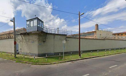 Börtönlázadás Budapesten, a Kozma utcában könnygázt kellett bevetni a foglyok ellen