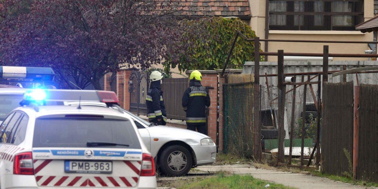 Szén-monoxid-mérgezést kapott egy család: 4 embert vittek kórházba a mentők