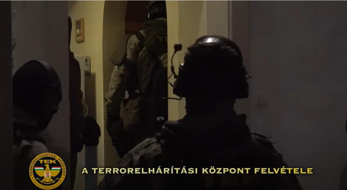 Razzia a fővárosban: újabb díleren ütöttek rajta a zsaruk – videón az akcióa