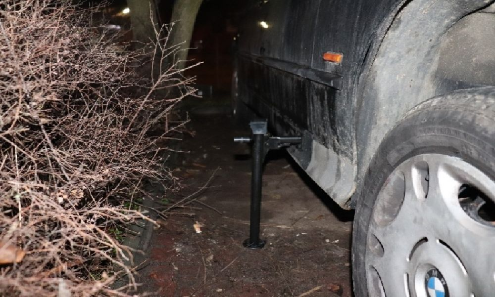 Lecsaptak a rendőrök: katalizátortolvajokat értek tetten az óbudai járőrök