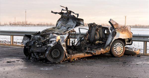 Halálos balesetet szenvedett a győri család: a rendőrök szemtanúkat keresnek