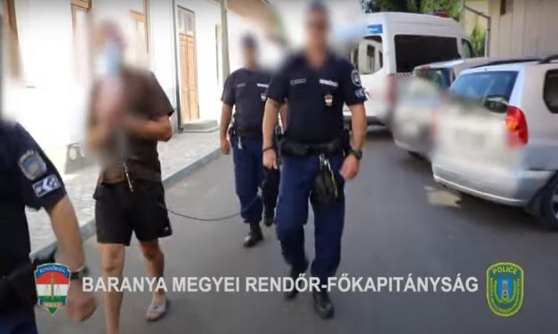 Két napon belül kétszer rabolt: két rablás és csalás miatt emeltek vádat egy harkányi férfi ellen