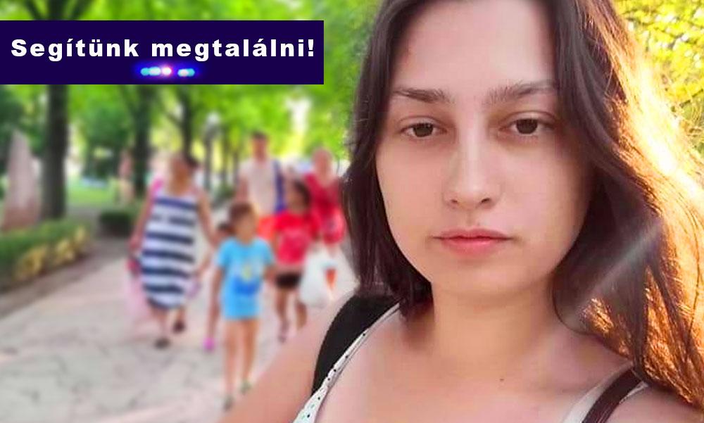 """""""Nincs arra utaló jel, hogy el akarta volna hagyni a családját, 2 kicsi gyermeke van egy 3, és egy 7 éves kisfiú"""" – nyomtalanul eltűnt egy 24 éves nő, édesanyja kétségbeesve keresi"""