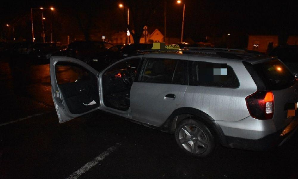 Taxisra támadt egy testvérpár: a tolvajok a férfi pénztárcáját és mobilját is elvették