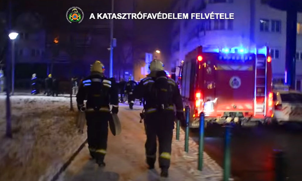 Vádat emeltek a Ráday utcai kollégiumnál tüzet okozó két fiatal ellen – egyikük akár 15 évet is kaphat