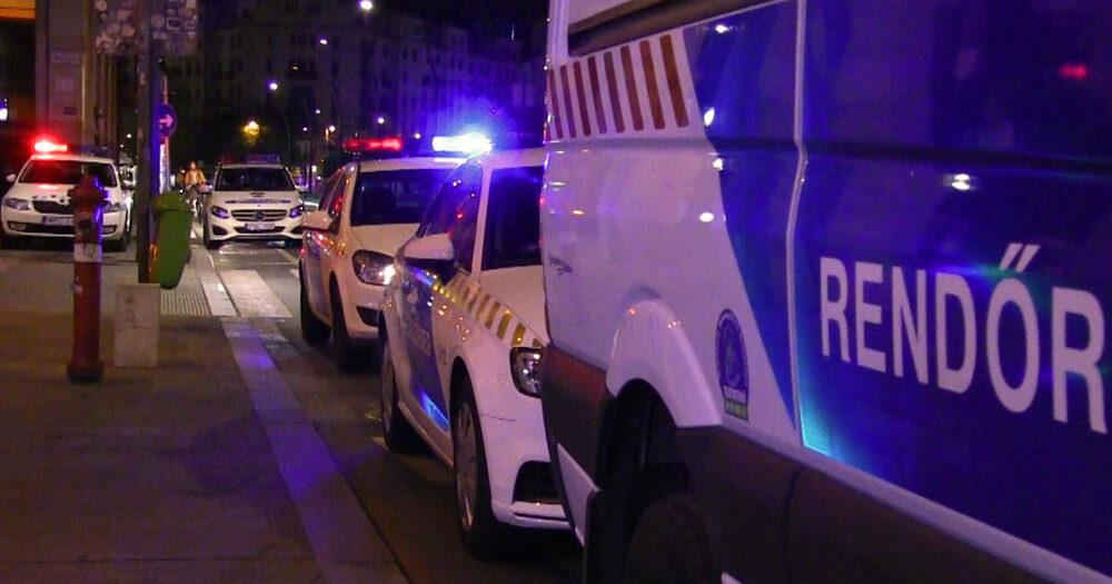 Lövöldözés a Mammutnál, a 24 éves férfi a kijárási tilalom alatt randalírozott az utcán