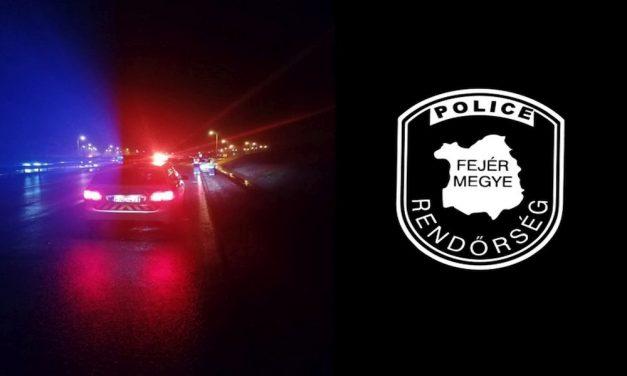 Embercsempészt gázoltak az M6-oson