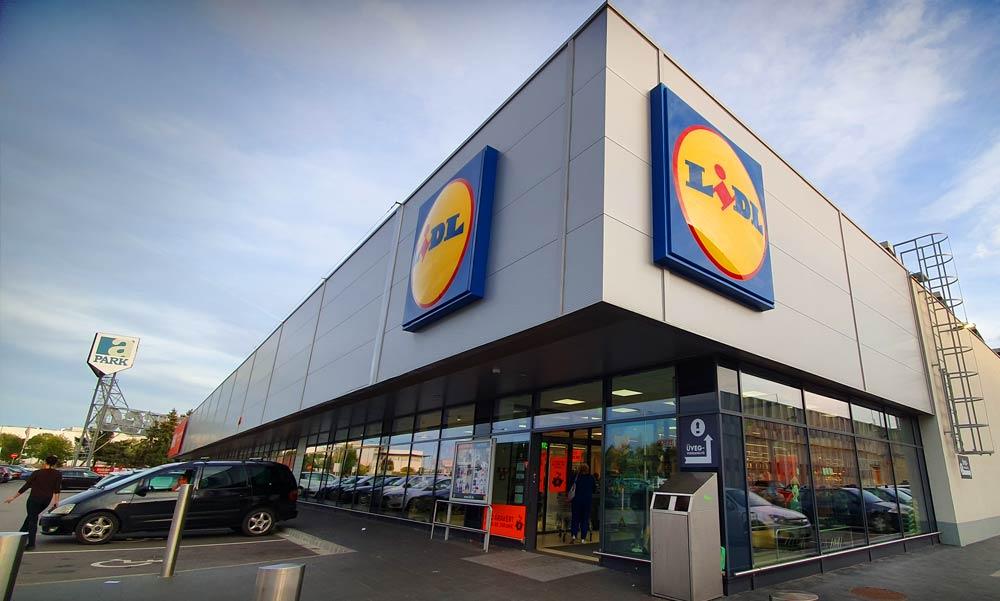 Tragédia a Lidlben: meghalt egy ember, bezárták az áruházat