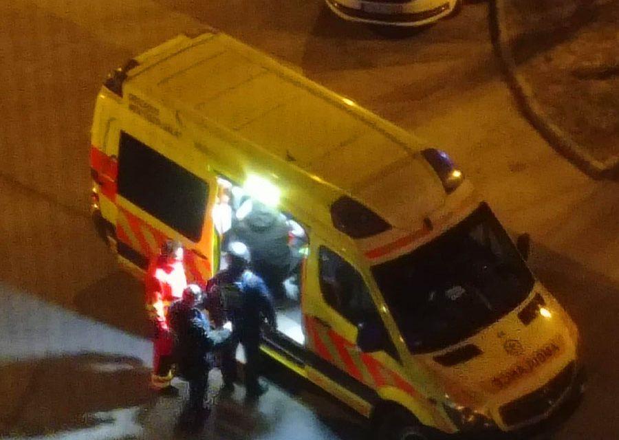 Családi balhé Valentin napon: agyba-főbe verte feleségét egy férfi, majd fel akarta robbantani 7. emeleti lakásukat