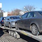 Autósok, figyelem! Ellenőrzéseket végeznek az M1-esen, a karavánok kerültek célkeresztbe