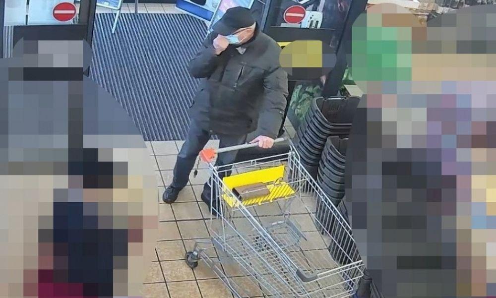 Pénztárcatolvajt keres a rendőrség: szóljon, aki felismeri őt – fotók