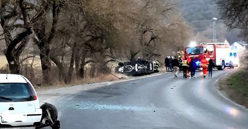 Megint súlyos baleset okozott a 2019-es csömöri tragédia sofőrje – Ezúttal is a jogsi nélkül száguldozott a férfi, aki annak idején a halálba küldött egy 41 éves nőt