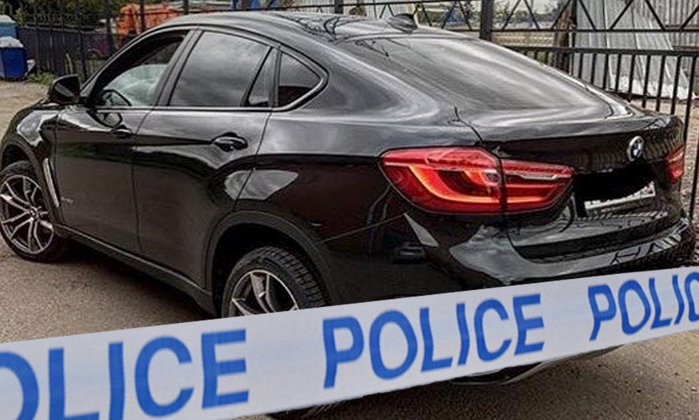 Kábítószerrel pakolták tele az X6-os BMW-t, az utasok persze eljátszották a hülyét, hogy semmiről sem tudnak