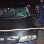 BMW gázolt gyalogost, majd továbbhajtott, a rendőrök elfogták a sofőrt