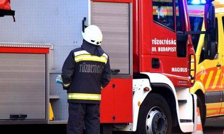 Lakástűzben meghalt egy férfi Debrecenben – Hiába törték rá a rendőrök az ajtót, már nem lehetett megmenteni