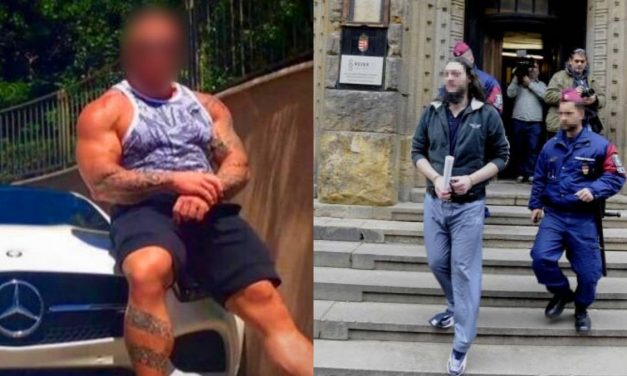 Egy cellába került M. Richárd és a soroksári futó nő meggyilkolásával vádolt R. Szilveszter