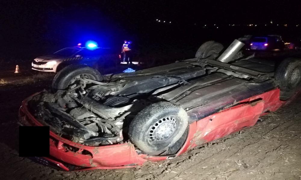 Biztonsági öv menthette volna meg az életét: tragikus baleset történt Endrefalva közelében – fotók
