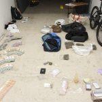 Felszámolták a szegedi drogterjesztő bandát: több helyszínen is rajta ütöttek a rendőrök – Videóval