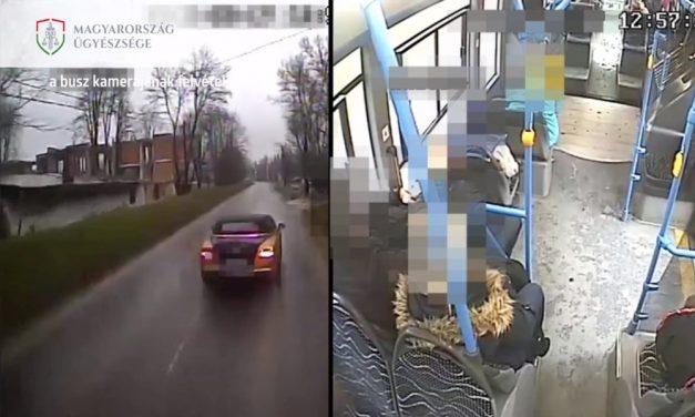 """""""A buszos hanyagsága miatt történt minden"""" – Megszólalt a büntetőfékezésről Berki Krisztián, ezt gondolja"""