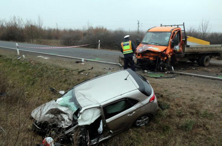 Szörnyethalt a házaspár egy balesetben, a vétkes sofőrnek mégsem kell börtönbe mennie