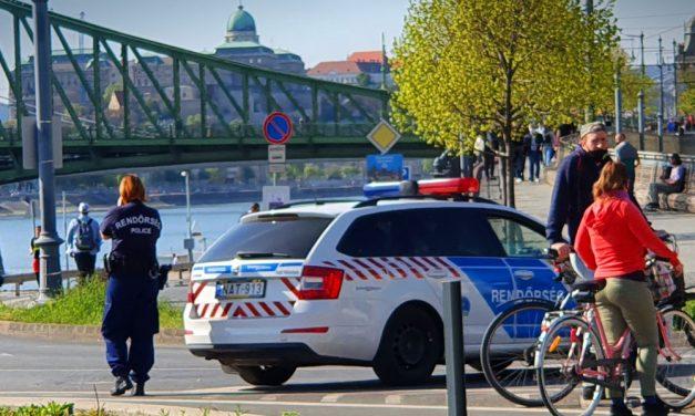 Lövöldözés a budapesti lakótelepen: minden előzmény nélkül támadt a férfi az utcán, egy szabadnapos rendőr segített elfogni a fegyveres őrültet