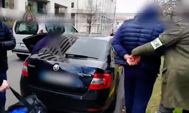 Döbbenetes emberrablás Budapesten, autóba tuszkolták, megkínozták és eltörték a kezét-lábát a férfinek, 20 milliót követeltek érte
