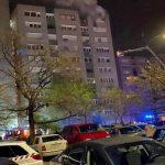 Életet mentettek a rendőrök: égő lakásból hoztak ki egy 32 éves férfit