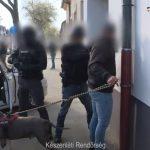 Két megyében, 11 helyszínen, 300 rendőr akciózott – Nemzetközi bűnszervezet számoltak fel a zsaruk Sopronban – videók