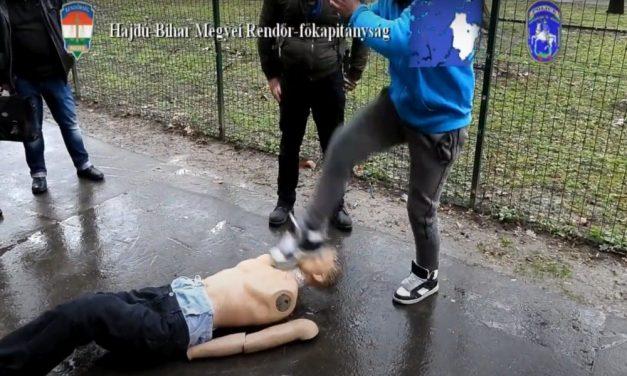 Nem kímélte áldozatát a debreceni támadó, aki addig rugdosta a férfit, amíg bele nem halt a sérüléseibe – Videóval