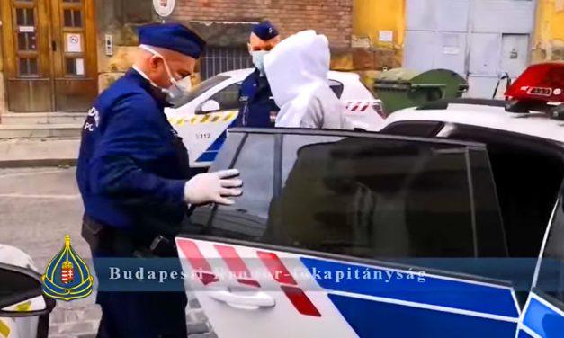 Meglátta a volt börtönőrét az áruházi parkolóban a férfi, ütni-verni kezdte a smasszert