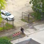 Autóval üldözték a rendőrök a drogos biciklist Siófokon, még drónt is bevetettek, hogy elkapják