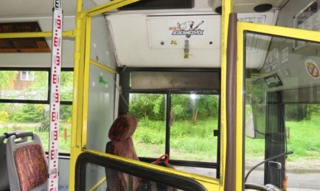 Buszsofőrre támadt egy 28 éves férfi Miskolcon