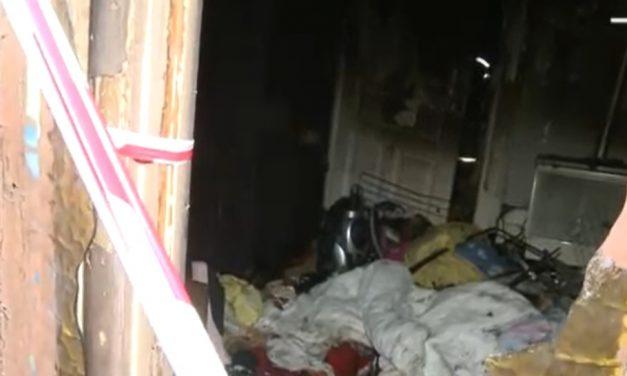 A biztos haláltól mentettek meg egy szombathelyi asszonyt a szomszédok, akinek a lakásában egyik pillanatról a másikra csaptak fel a lángok – videó