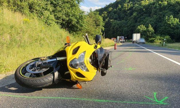 Brutális: halálos motorbaleset történt Székesfehérvár közelében
