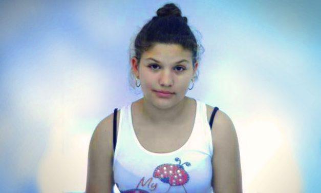 """""""Kislányunk ma délután elrabolták egy feketeszínű autóval"""" – kétségbeesve keresi a 12 éves Barbarát édesanyja, a rendőrség is bekapcsolódott az ügybe"""