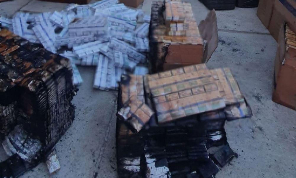 30 milliós csempészcigi készlettel bukott le egy férfi Újkenézen