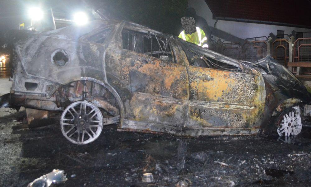 Ittas anyuka húzta ki az égő autóból a 14 éves kisfiút, de Kristófon már nem lehetett segíteni