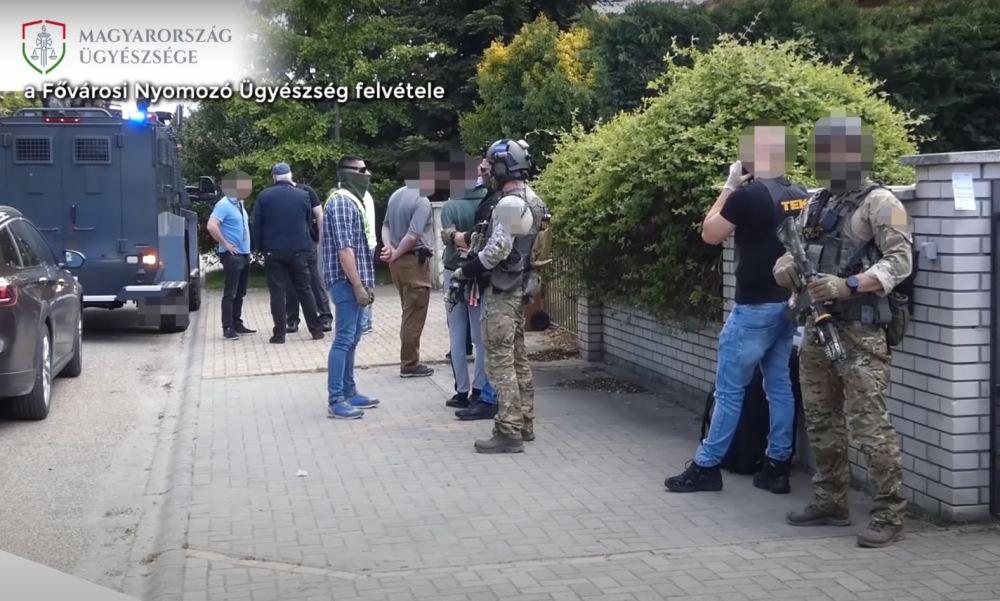 EB-meccsen akart robbantani 70 ezer ember szeme láttára a fővárosban elfogott terrorista