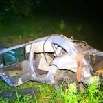 Tragédia az M6-oson! 180 kilométer/órával csapódott a szalagkorlátnak az embercsempész, négyen szörnyethaltak a balesetben