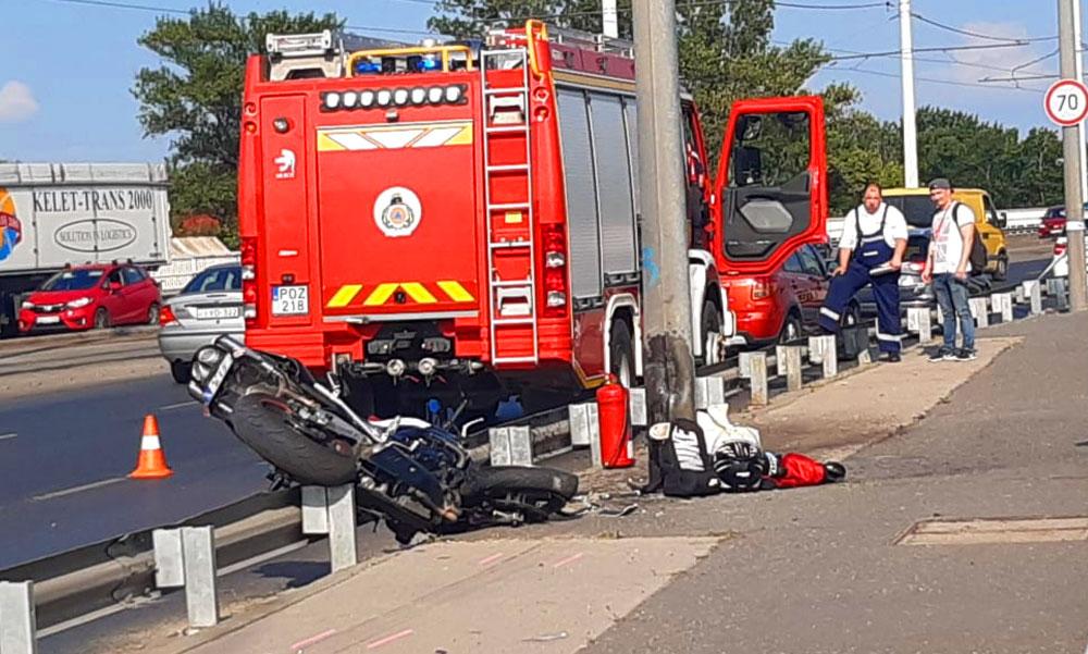 Egy nap alatt 4 súlyos motorbaleset történt, ebből 2 halálos volt, mi történt ma az országban?