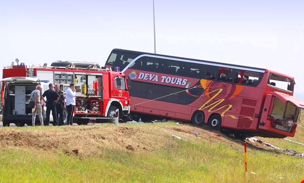 """""""Síró emberek, kéz nélküli sérültek hevertek a busz mellett"""" – Dráma Horvátországban, 10 ember vesztette életét a halálbuszban, megszólalnak a túlélők"""