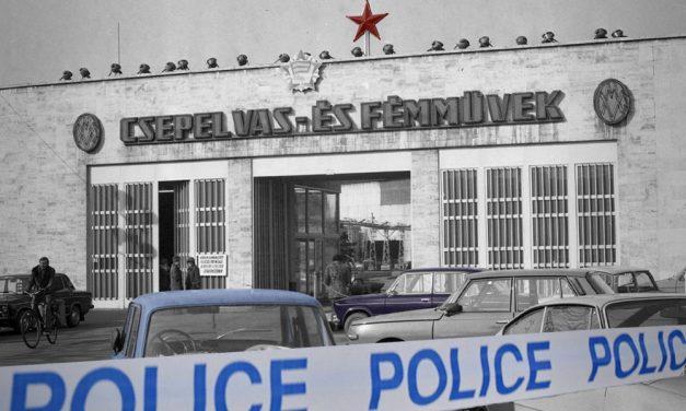 Gyermekgyilkosság a Csepel Művek közelében: emberrablók, fehér Mercedes, drog – a tettes a szabadulása után felgyújtott egy mozgássérültet az utcán