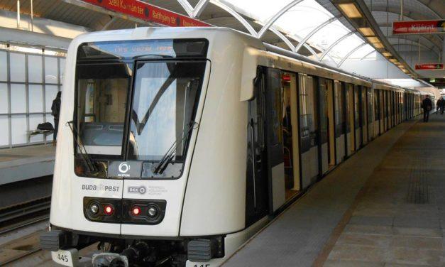 Gázolás miatt nem jár a 2-es metró Budapesten: Mentők a helyszínek – fotók