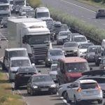 Döbbenetes felvételek: sokan jó ötletnek gondolják megfordulni az autópályán – Ne tudd meg, mi volt a hétvégén az M1-esen és az M3-ason